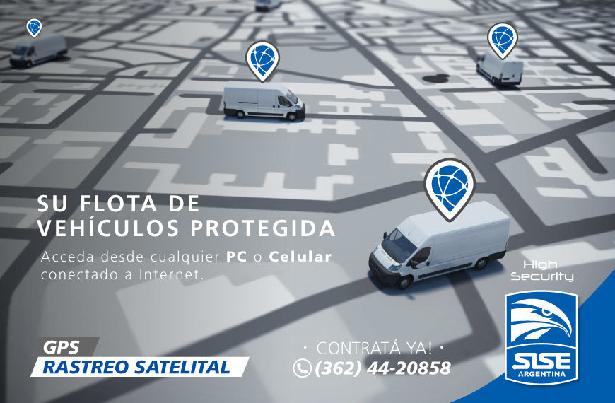 GPS – Rastreo Satelital
